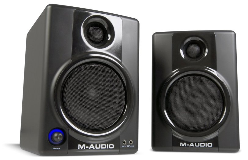 M-Audio Home Studio Monitors